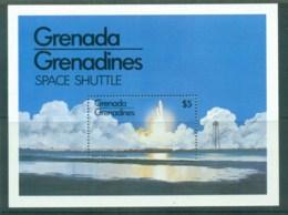 Grenada Grenadines 1981 Space Shuttle MS MUH - Grenada (1974-...)