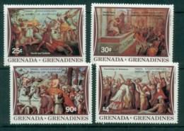 Grenada Grenadines 1983 Raphael Paintings MUH - Grenada (1974-...)