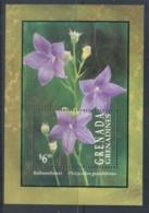 Grenada Grenadines 1993 Flowers MS Balloonflower MS MUH - Grenada (1974-...)