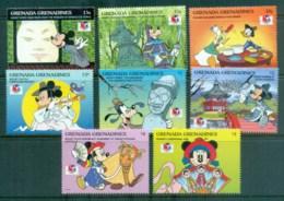 Grenada Grenadines 1994 Disney,Philakorea MUH Lot79017 - Grenada (1974-...)