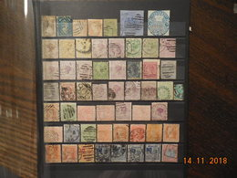 Lot De Timbres De Victoria ( Province Australienne) - Stamps
