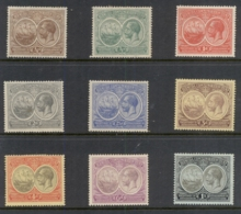Bermuda 1920-1921 Tercentenary Of Local Representative Institutions (light Tones) MLH - Bermuda