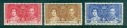 Bermuda 1937 Coronation MLH Lot79198 - Bermuda