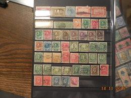 Lot De Timbres Du Canada - Stamps