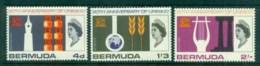 Bermuda 1966 UNESCO MUH - Bermuda