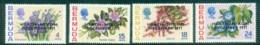 Bermuda 1971 Flowers Opt. Heath-Nixon MUH - Bermuda