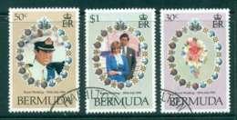 Bermuda 1981 Charles & Diana Wedding FU Lot44803 - Bermuda