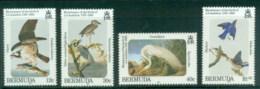 Bermuda 1985 Audubon Birds MUH - Bermuda