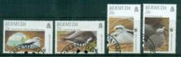 Bermuda 1997 WWF Birds FU - Bermuda