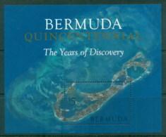Bermuda 2010 Quincentennial Of Discovery MS MUH - Bermuda