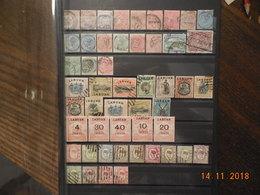 Lot De Labuan Et Jamaique - Stamps