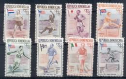 Dominican Republic 1957 Summer Olympics, Melbourne MUH - Dominican Republic