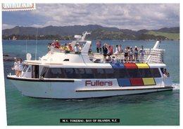 (160) New Zealand - Fullers Cruises - MV Tokerau, Bay Of Islands - New Zealand