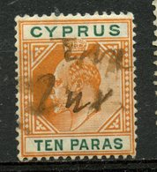 Cyprus 1912 10p  King George V Issue #61a - Cyprus (...-1960)