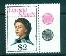 Cayman Is 1974-75 $2 QEII Defin MUH Lot72567 - Kaimaninseln