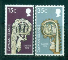 Cayman Is 1975 Easter MUH Lot72554 - Cayman Islands