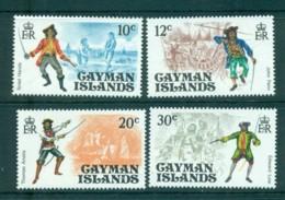 Cayman Is 1975 Pirates MUH Lot72555 - Cayman Islands