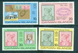 Cayman Is 1976 Cayman Is Stamp Anniv MUH Lot72558 - Cayman Islands