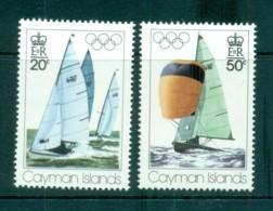 Cayman Is 1976 Montreal Olympics MUH Lot72559 - Cayman Islands