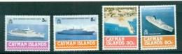 Cayman Is 1978 Cruise Ships MUH Lot72565 - Cayman Islands
