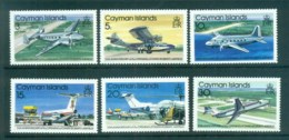 Cayman Is 1979 Owen Roberts Airport Opening MUH Lot72579 - Cayman Islands