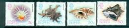 Cayman Is 1980 Sea Shells MUH Lot72586 - Cayman Islands