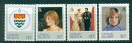 Cayman Is 1982 Diana 21st Birthday MUH Lot30217 - Cayman Islands