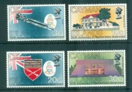 Cayman Is 1982 Representative Government MUH Lot72600 - Cayman Islands