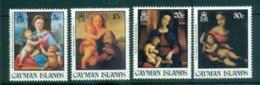 Cayman Is 1982 Xmas MUH Lot72599 - Cayman Islands