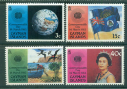 Cayman Is 1983 Commonwealth Day MUH Lot54656 - Cayman Islands