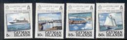 Cayman Is 1984 Lloyd's List Ships MUH - Cayman Islands