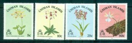 Cayman Is 1984 Orchids MUH Lot72610 - Cayman Islands