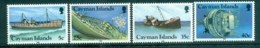Cayman Is 1985 Shipwrecks MUH Lot72612 - Cayman Islands