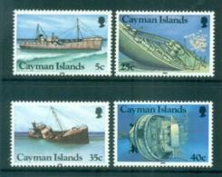 Cayman Is 1985 Shipwrecks MUH Lot79982 - Cayman Islands