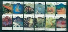 Cayman Is 1986 Marine Life Inscribed 1986 MUH Lot72619 - Cayman Islands