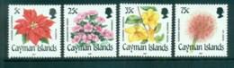 Cayman Is 1987 Flowers MUH Lot72625 - Cayman Islands