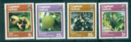 Cayman Is 1987 Fruit MUH Lot72621 - Cayman Islands