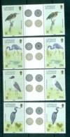 Cayman Is 1988 Birds Gutter Prs MUH Lot72632 - Cayman Islands