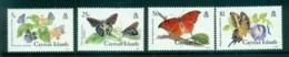 Cayman Is 1988 Butterflies MUH Lot72627 - Cayman Islands