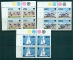 Cayman Is 1988 Seoul Olympics Blks 4 MUH Lot72634 - Cayman Islands