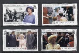 Cayman Is 2000 Queen Mother's Century MUH - Cayman Islands