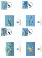 Cayman Is 2003 WWF Short Finned Shark ?FDCs Lot77025 - Cayman Islands