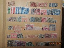 Lot De Timbres Anciens De Hongrie - Stamps
