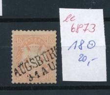 Bayern    Nr. 18   O  (ee6873  ) Siehe Scan - Bavaria