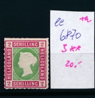 Helgoland   Nr.  3   **   (ee6870  ) Siehe Scan - Heligoland
