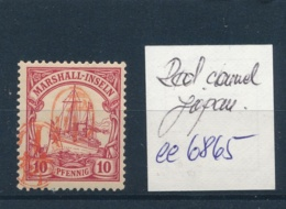 Marshal Inseln Roter Stempel....    (ee6865  ) Siehe Scan - Colony: Marshall Islands