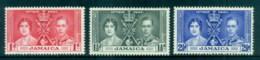 Jamaica 1937 Coronation MLH - Jamaica (1962-...)
