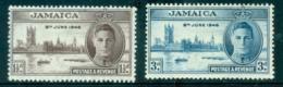 Jamaica 1946 Victory MLH - Jamaica (1962-...)