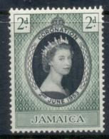 Jamaica 1953 Coronation MLH - Jamaica (1962-...)