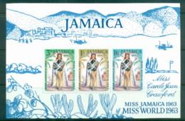 Jamaica 1964 Miss World MS MUH - Jamaica (1962-...)
